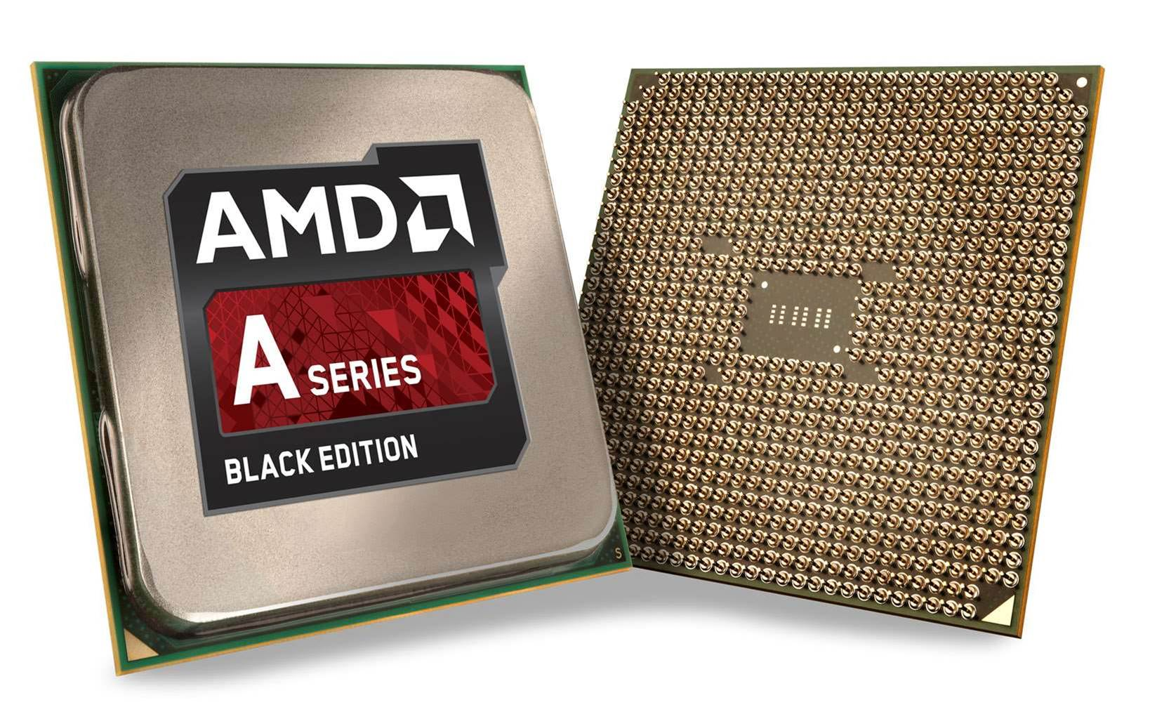 AMD release new A-series APUs