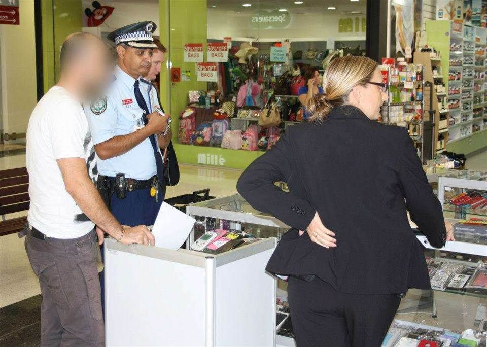 NSW Police nabs crims in counterfeit accessories sting