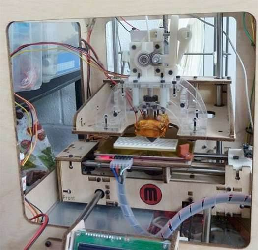 The Pentagon is Investing Millions to Advance the Future of 3D Printing Tech