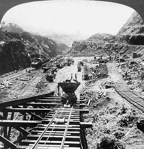 Lessons From The Panama Canal, 100 Years Ago