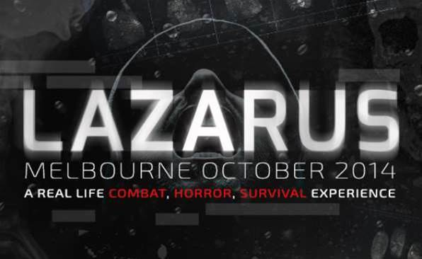 IRL Shooter's Lazarus is rising again in Melbourne