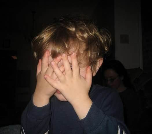 Why Do Children Think Covering Their Eyes Makes Them Invisible?