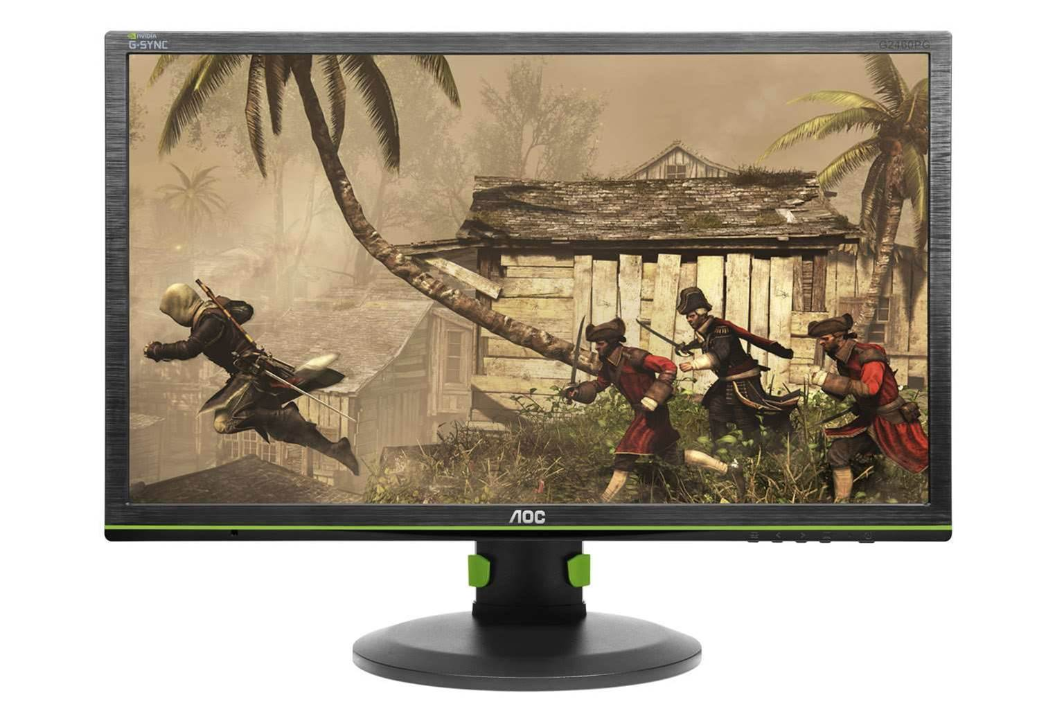 AOC launches new monitor focused on gaming