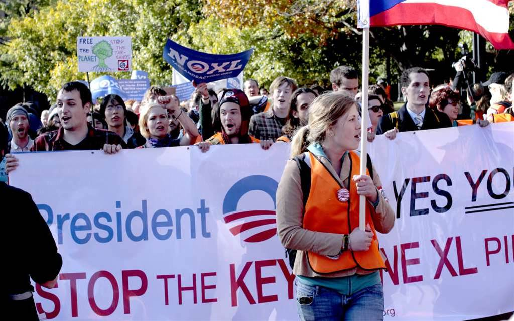 President Obama Vetos Keystone Pipeline Bill