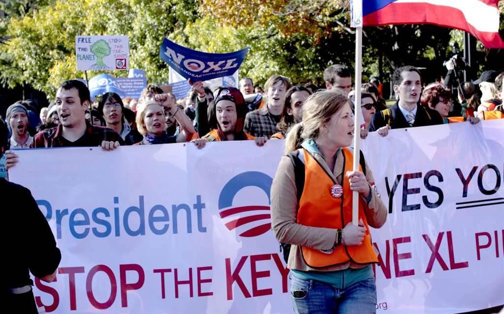 President Obama Vetos Keystone Pipeline Bill