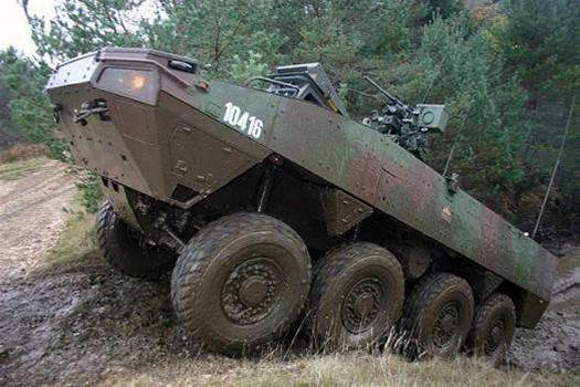 New Armored Vehicle In The Works For Australia