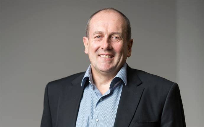 Geoff Wright named Dell EMC ANZ channel leader