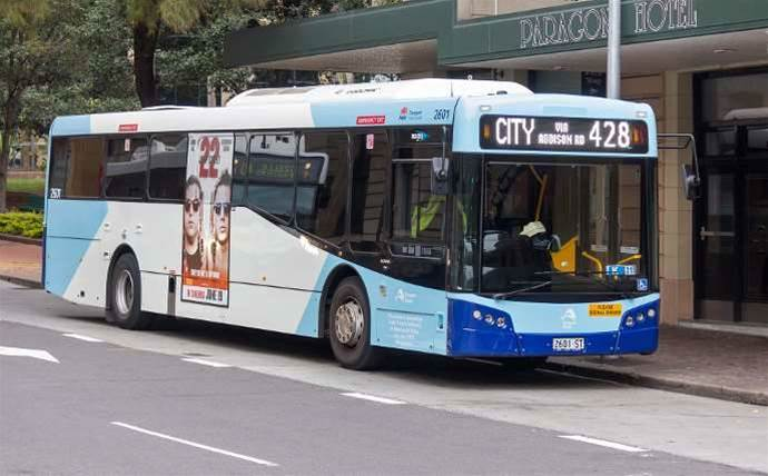 Sydney buses to trial sponsored wi-fi