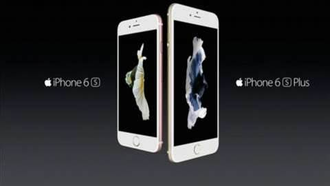 Apple announces 3D Touch iPhone 6s and enormous iPad Pro