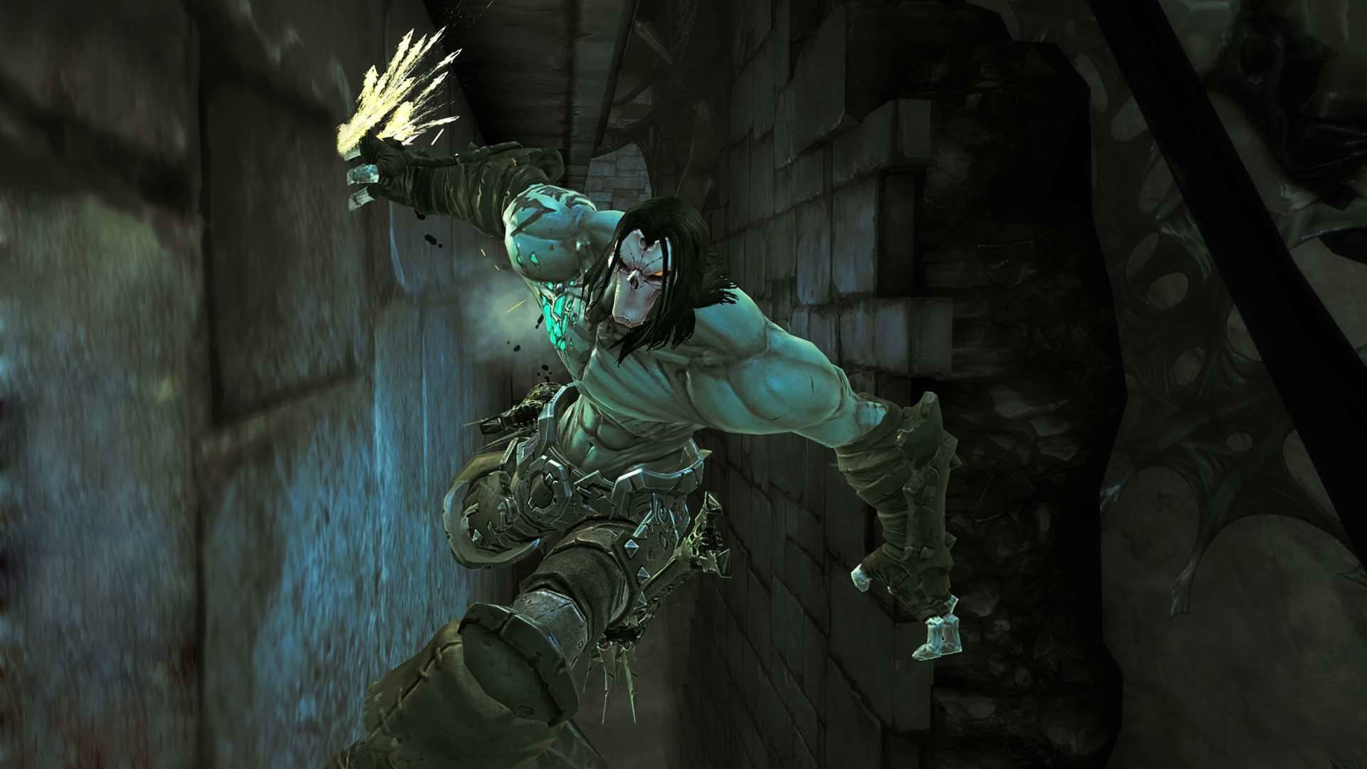 Darksiders II preview – Death warmed up