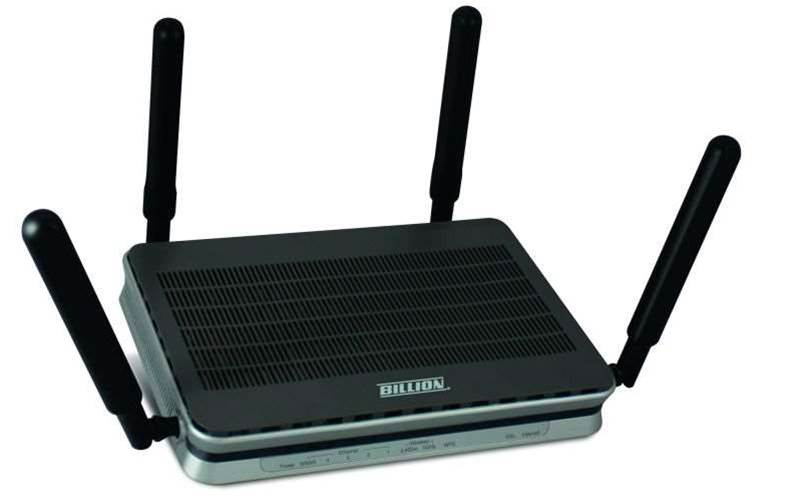 Review: Billion's BiPac 8900AX-2400 is as fast as a router gets