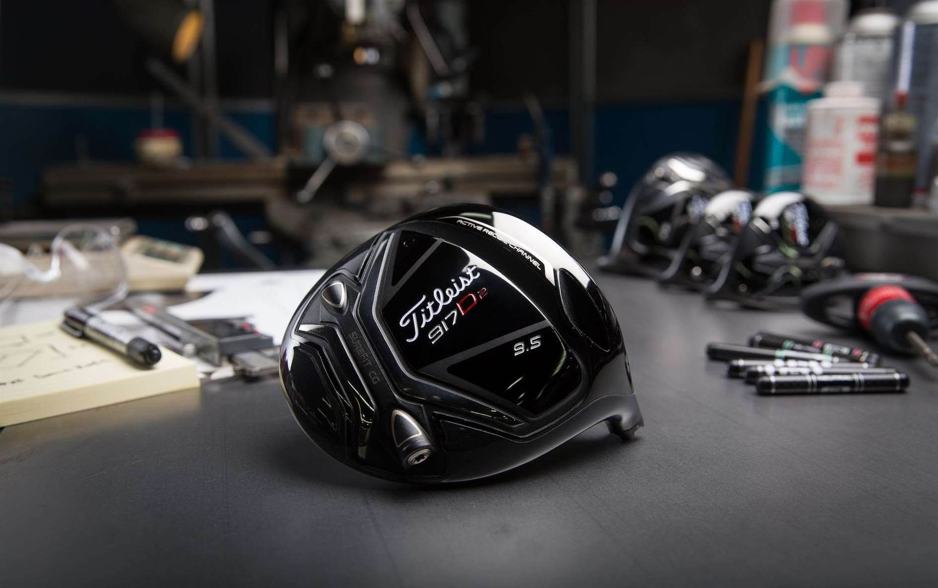 NEW GEAR: Titleist 917 drivers