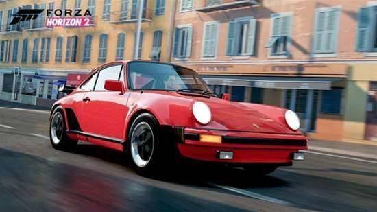 Huzzah for Porsches in Forza!