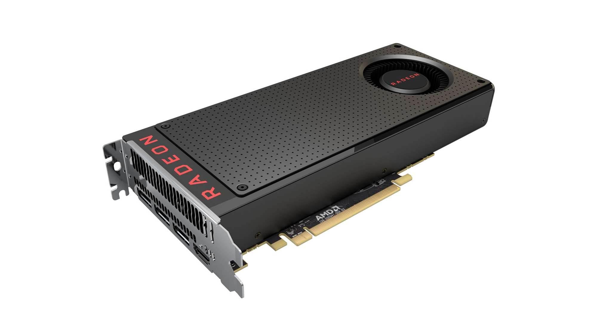 Does AMD already have a GTX 1080 beater?