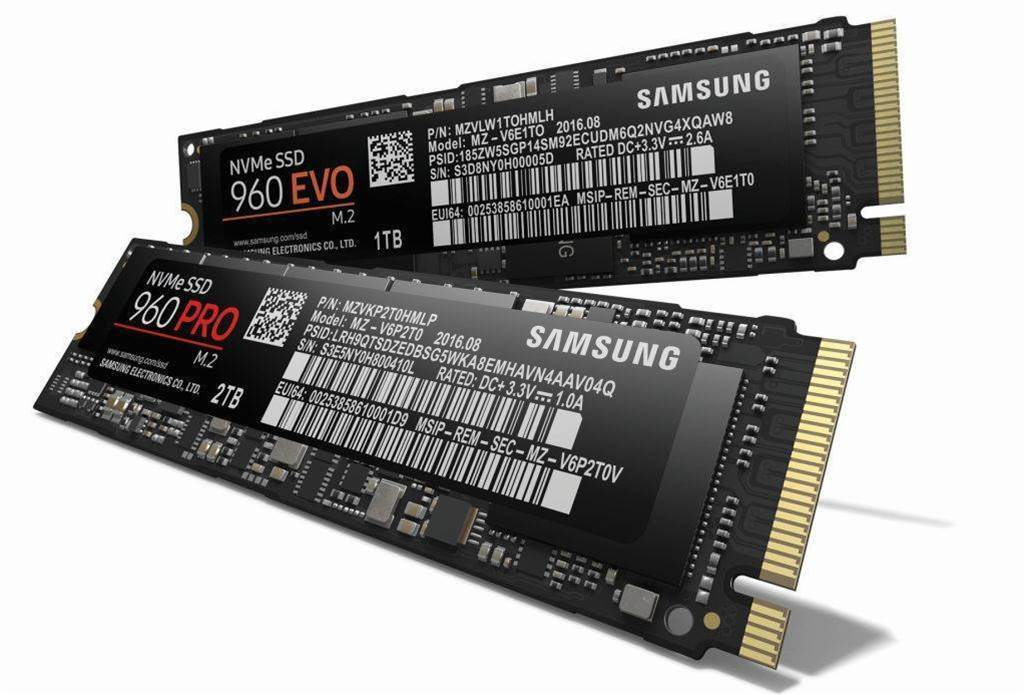 Review: Samsung 960 PRO drive blows away the competition