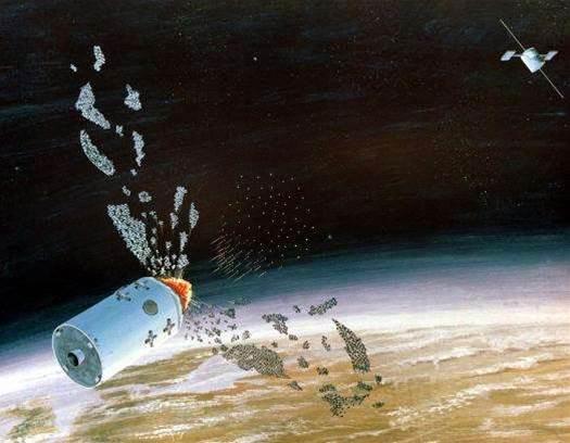 Japan's Military Will Patrol Earth's Orbitals