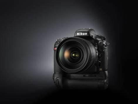 Nikon reveals 36.3MP D800 DSLR