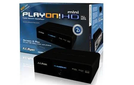 Announcement: winner of the A.C.Ryan Playon!HD mini