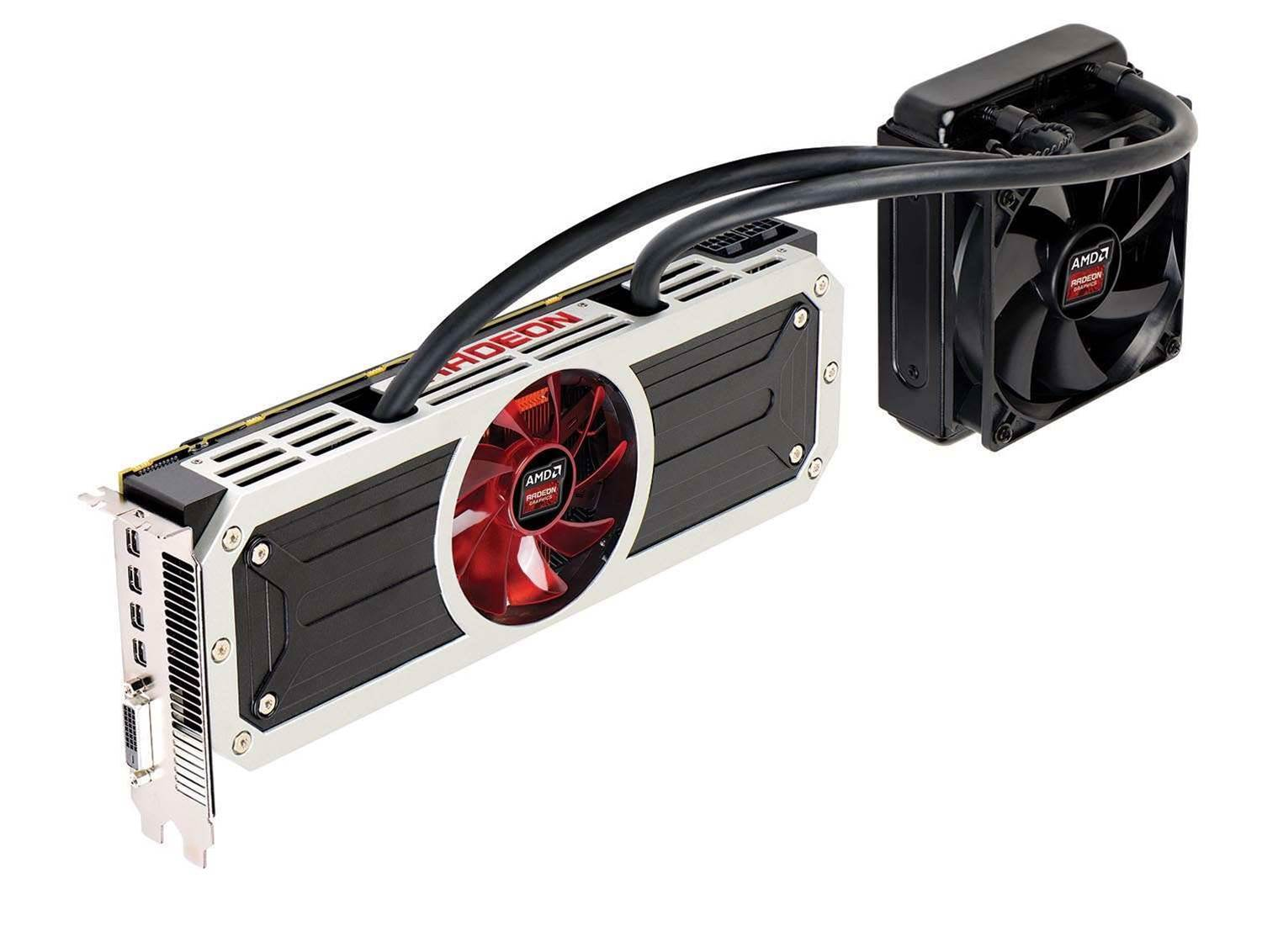 AMD announces $1900 dual-core, liquid cooled video card