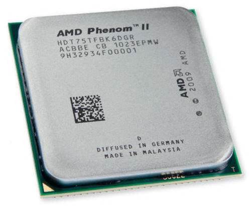 AMD Phenom II X6 1075T fails to thrill