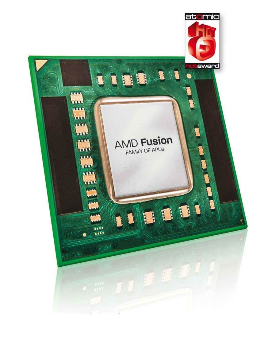 AMD's A8-3850 APUs are a surprisingly good bit of silicon
