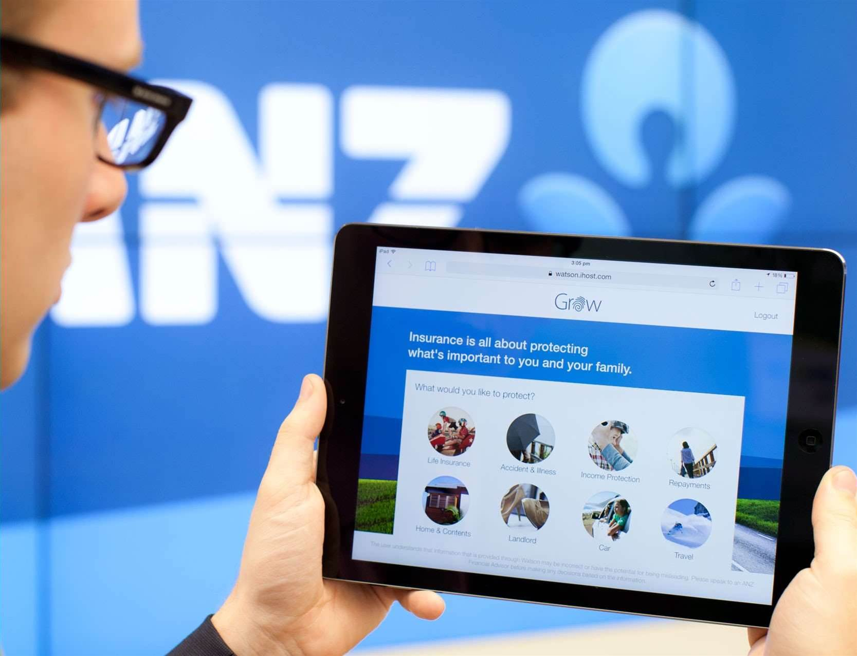 ANZ Bank signs $450m IBM deal