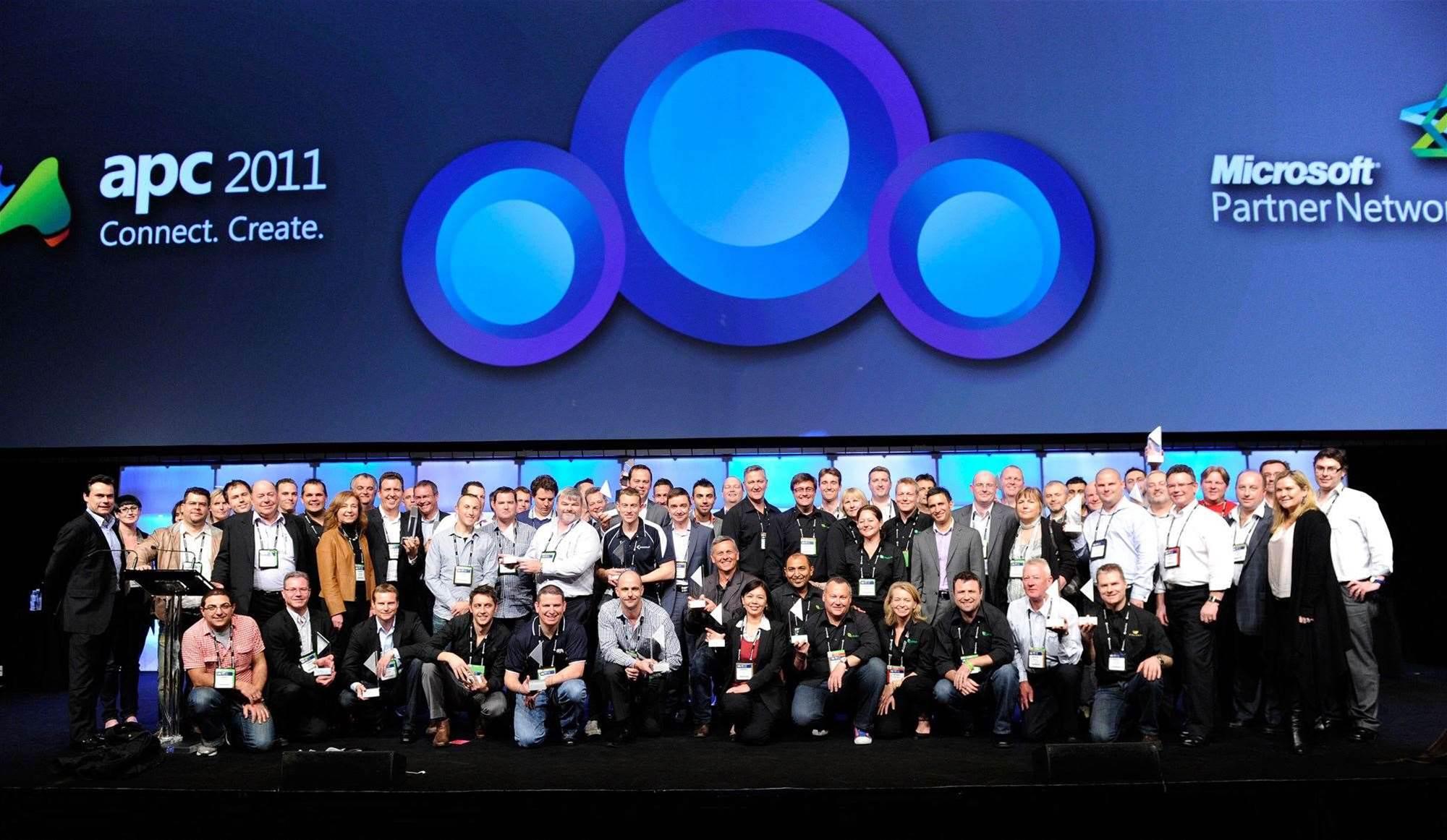 Microsoft awards top Aussie partners