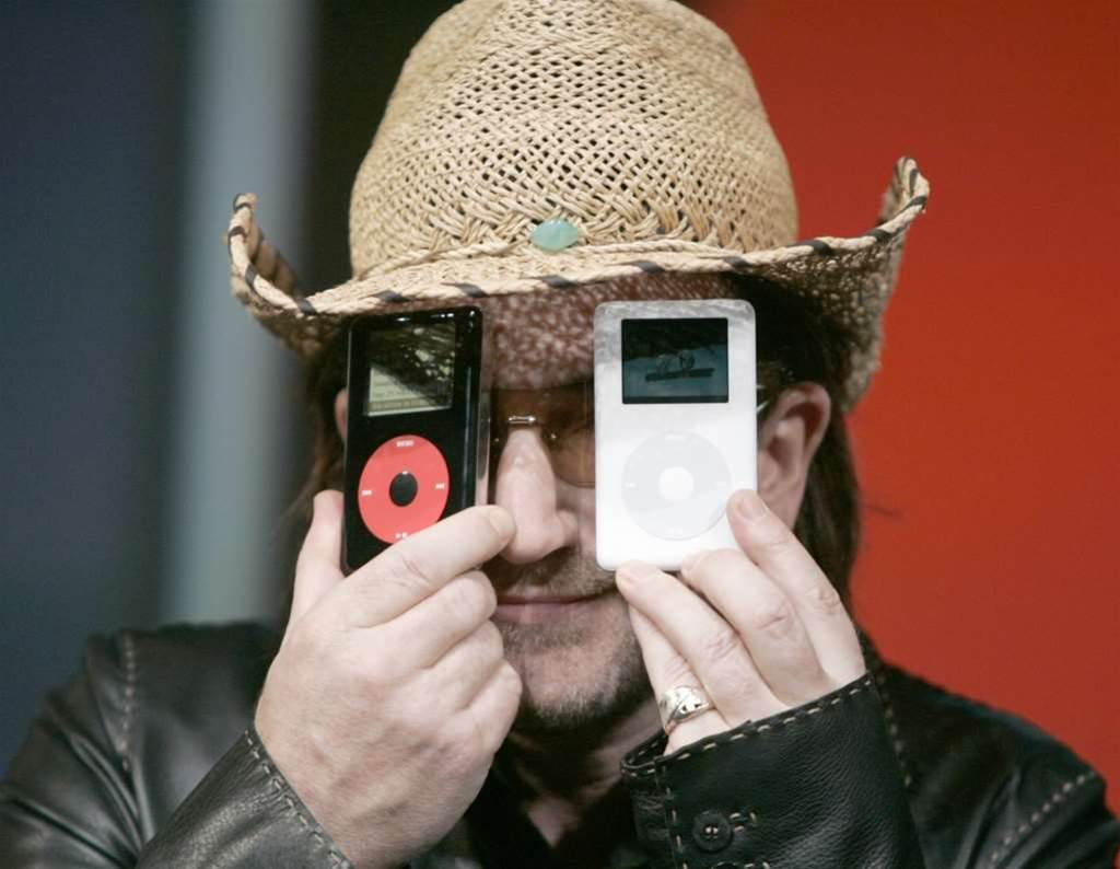 Yes, you can remove that U2 album