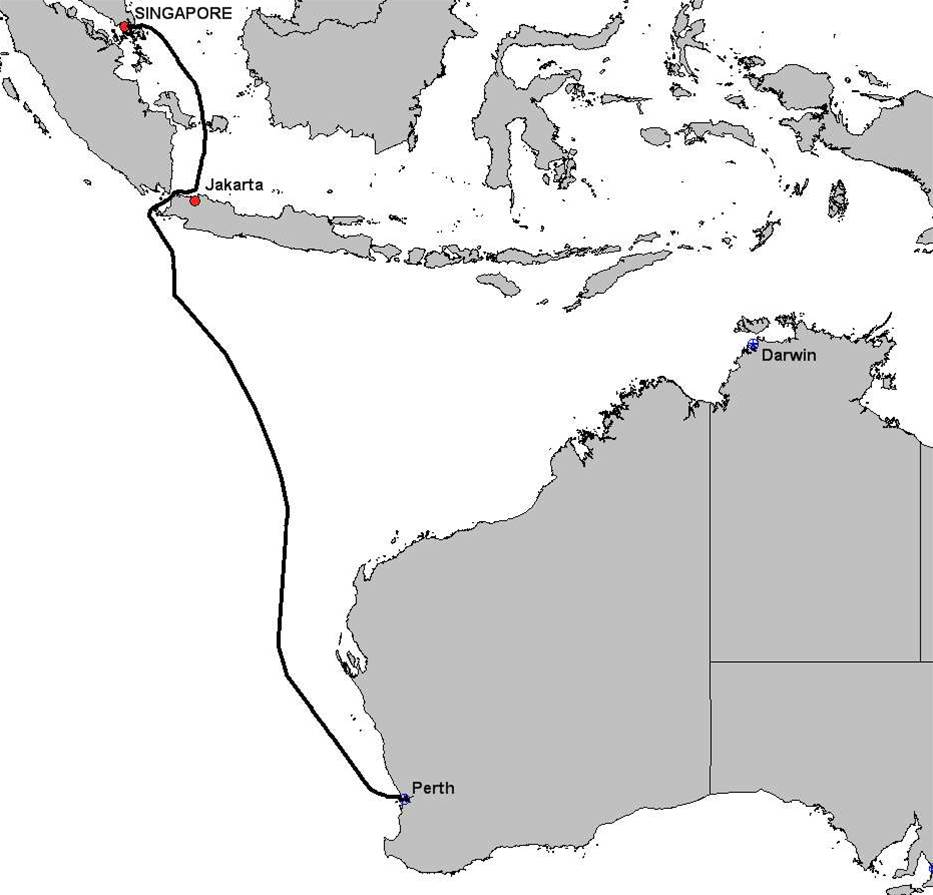 Leighton to build its own Singapore-Perth cable