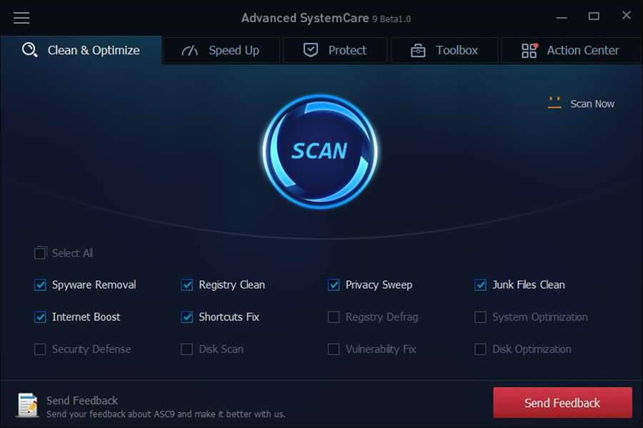 IObit unveils first beta of Advanced SystemCare 9