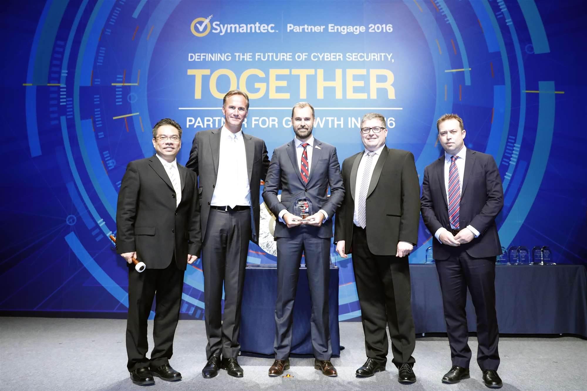 ASG, Arrow ECS scoop Symantec Pacific awards
