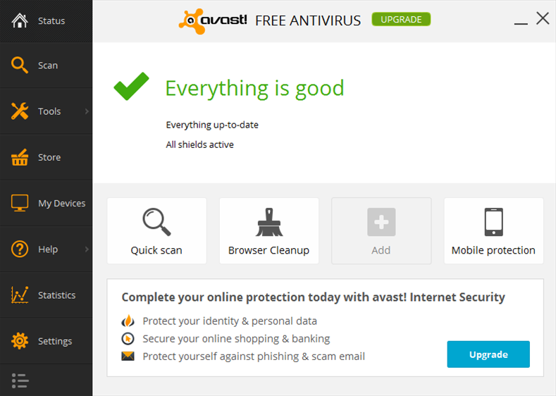 AVAST 2014 update improves detection