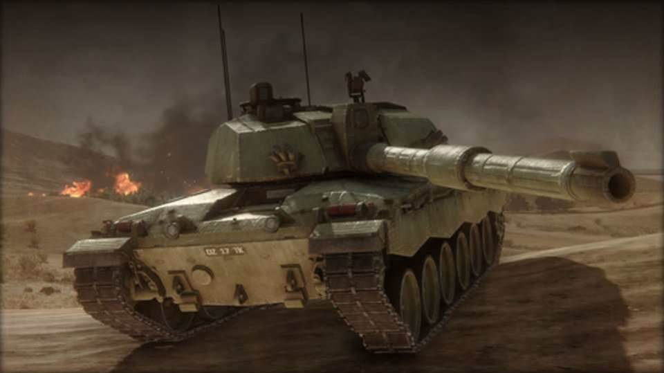 Obsidian Entertainment announces Armoured Warfare MMO