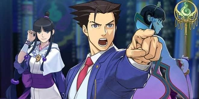 Review: Phoenix Wright Ace Attorney: Spirit of Justice