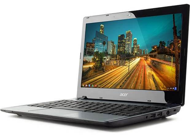 Review: Acer C7 Chromebook