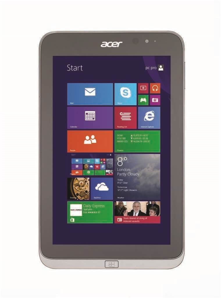 Review: Acer Iconia W4
