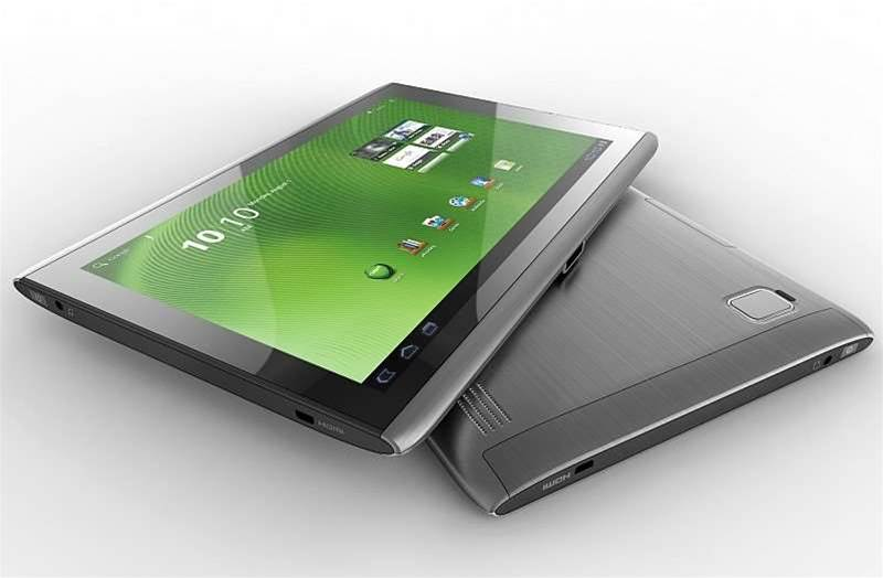 Acer Iconia 700 quad-core tablet revealed