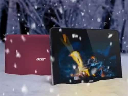 Acer Iconia A200 tablet unveiled