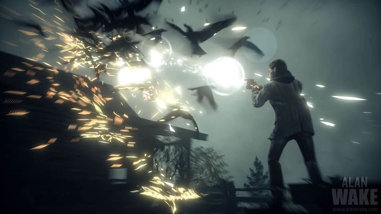 Alan Wake's lead writer teases a new title in the series