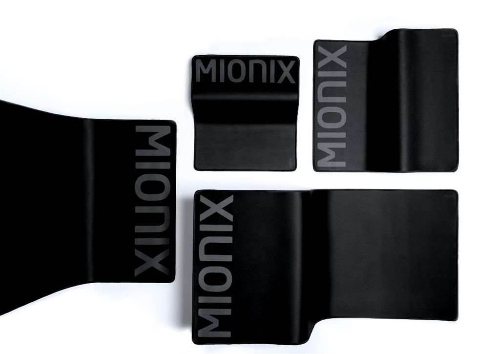 Mionix releases new Alioth range of mouse pads