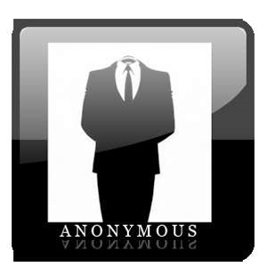 Anonymous takes aim at IT security firm