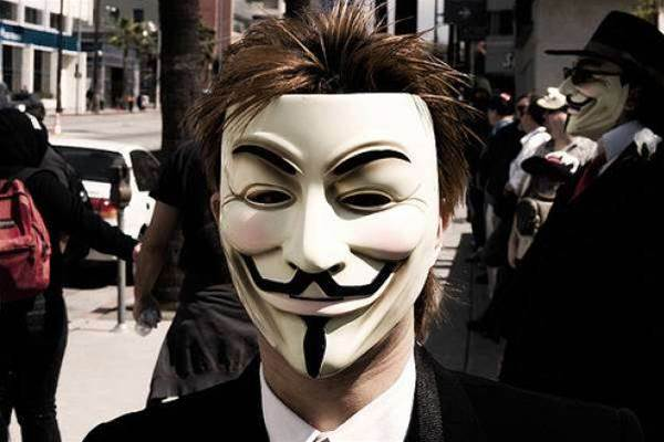 Anonymous shutters government, music industry sites