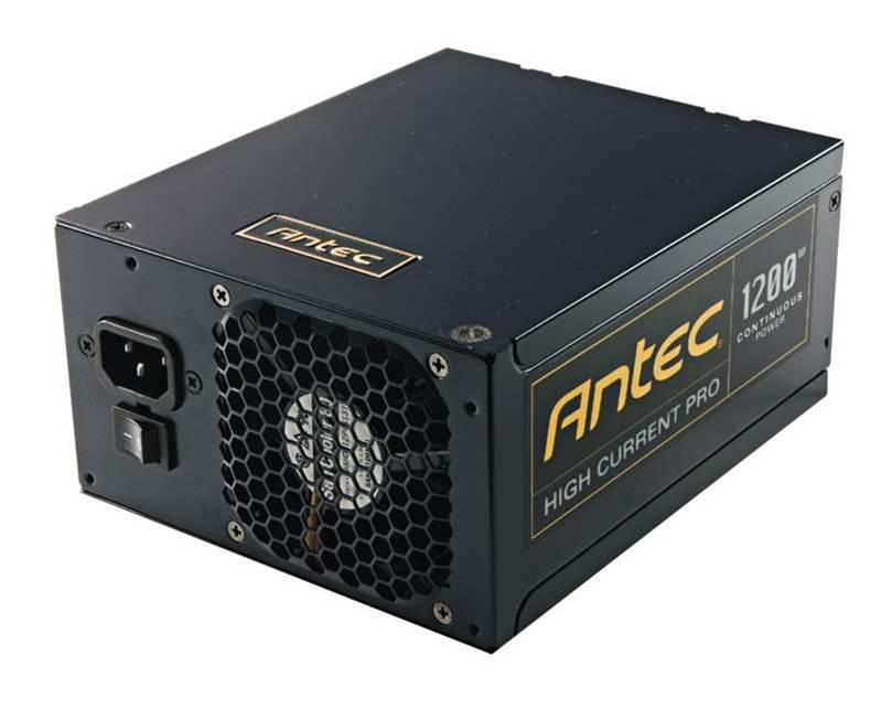 Antec's HCP 1200 PSU is a true beast