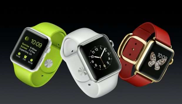 Apple files patent for Watch handshake payments