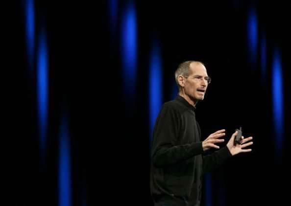 Highlights: Steve Jobs, on film