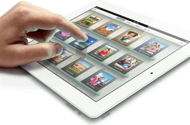 Five exciting non-iPad 3 tablets