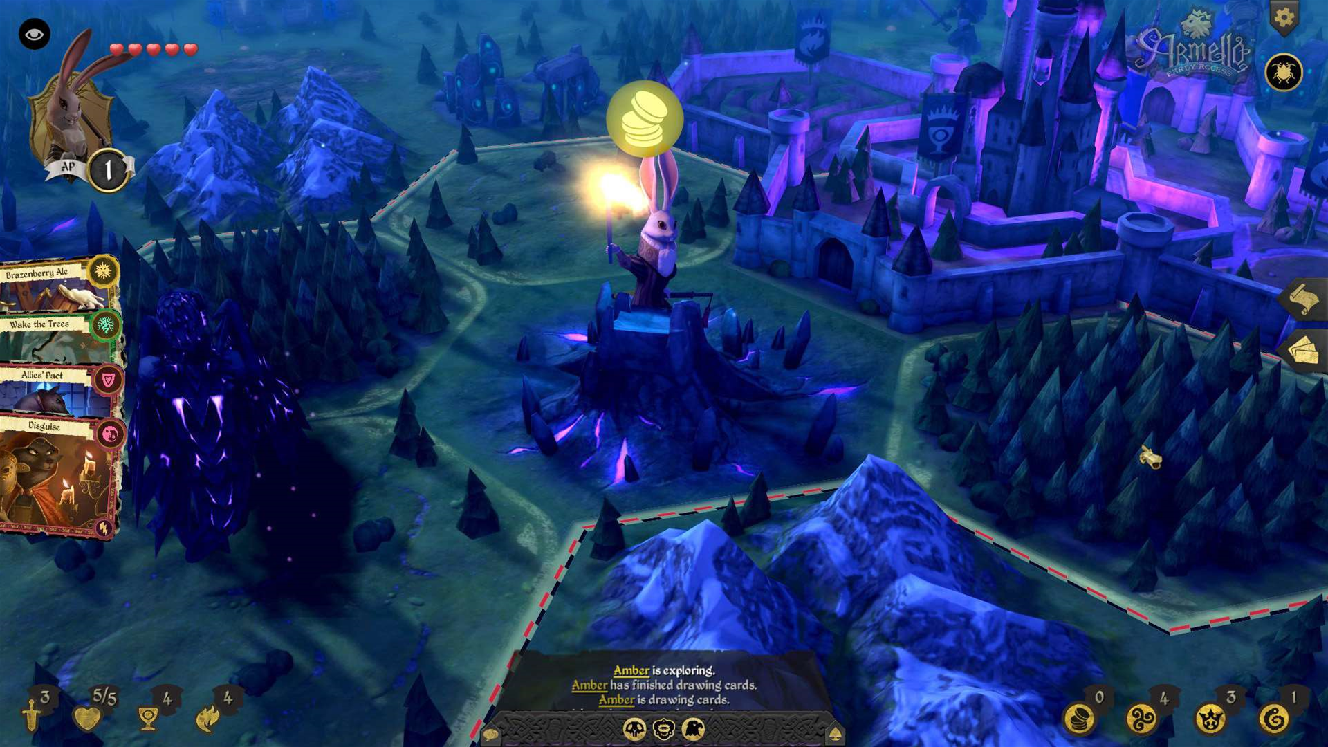 Australian game Armello gets release date, new characters