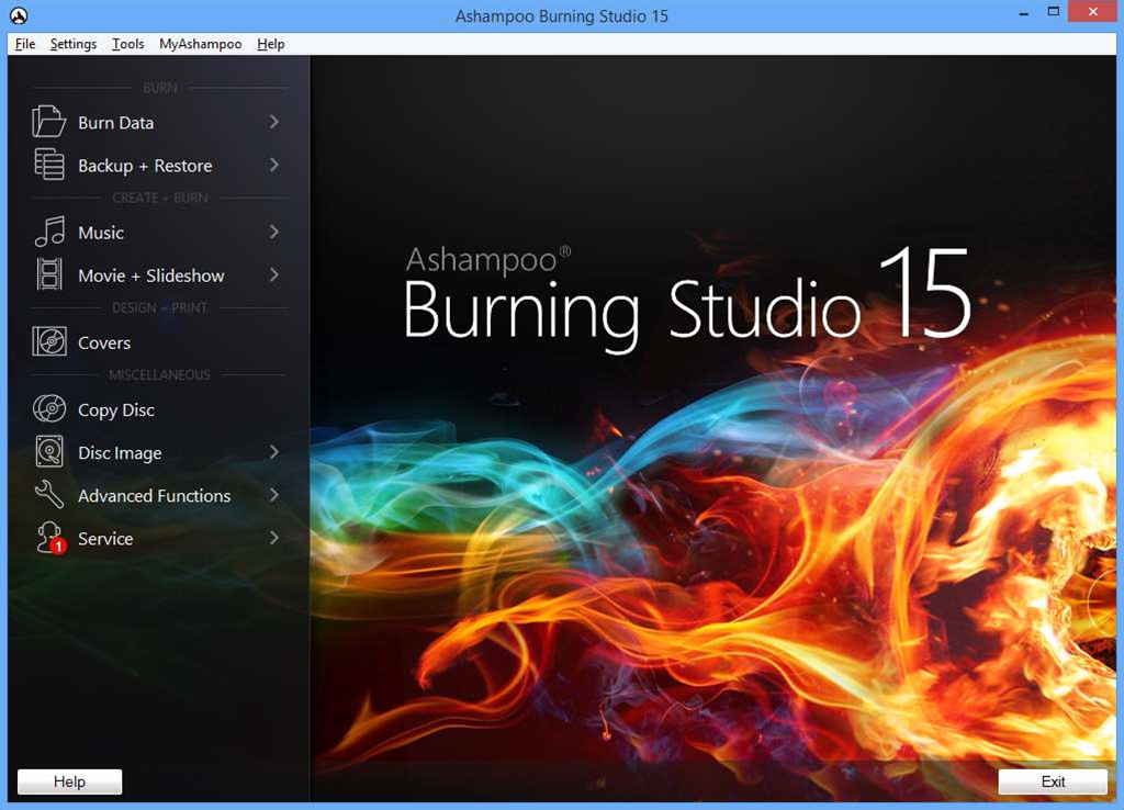 Ashampoo Burning Studio 15 debuts M-DISC support