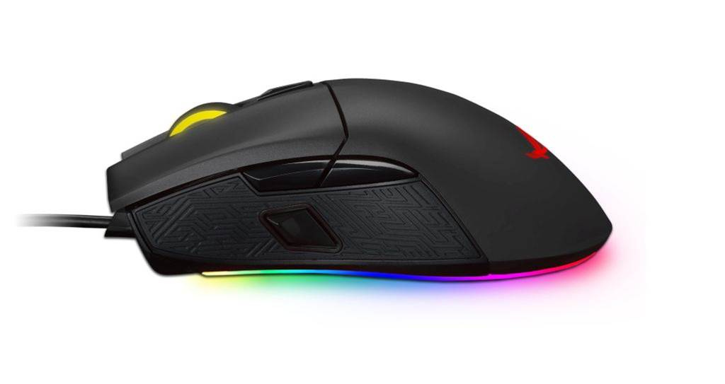 One Minute Review: Asus ROG Gladius II gaming mouse