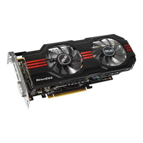 ASUS HD 7850 Direct CU II - good overclocker, terrible cooler choice